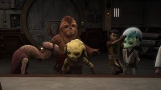 Star Wars: The Clone Wars: A Test of Strength