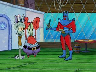 SpongeBob SquarePants: Super Evil Aquatic Villian Team Up Is Go!