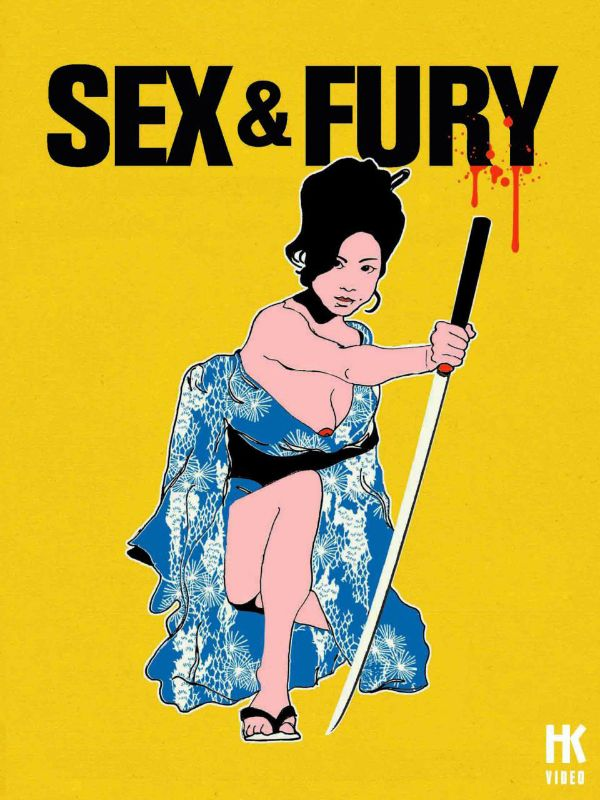 Movie sex and fury review