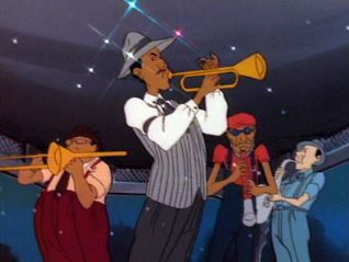 The Real Ghostbusters: Play Them Ragtime Boos
