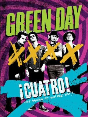Green Day: ¡Cuatro!