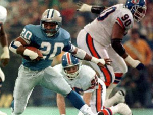 NFL: A Football Life - Barry Sanders