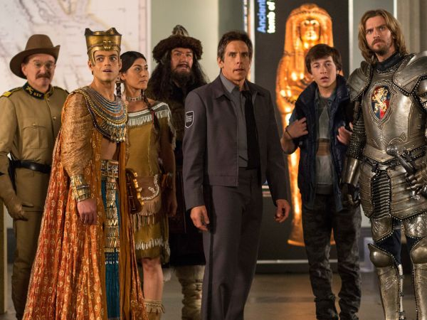 Night at the Museum: Secret of the Tomb (2014) - Shawn ...
