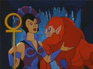 He-Man and the Masters of the Universe: The Shaping Staff