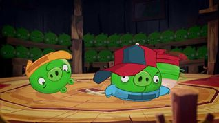 Angry Birds Toons: Pig Talent