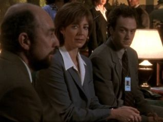 The West Wing: Pilot