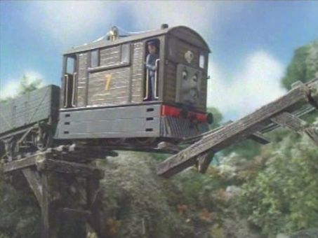 Thomas & Friends : Toby's Tightrope