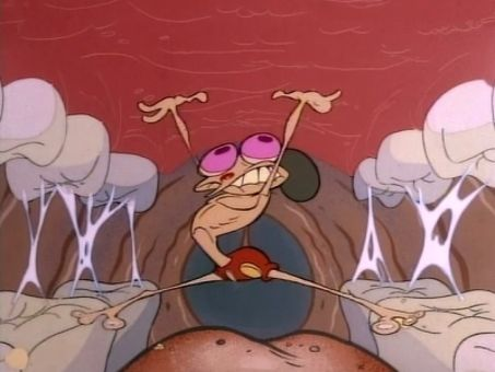 The Ren & Stimpy Show : The Boy Who Cried Rat