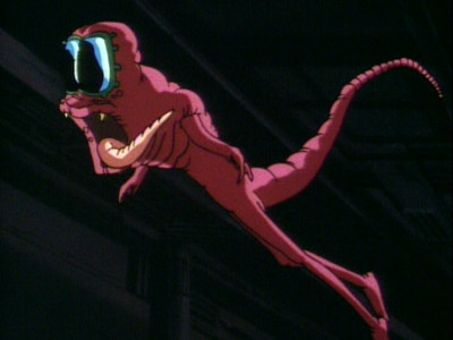 The Real Ghostbusters : Lost and Foundry