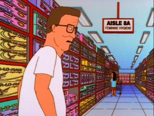 King of the Hill: Aisle 8A