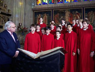 David Starkey's Music and Monarchy: Crown and Choir