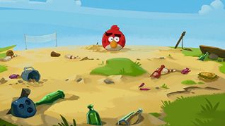 Angry Birds Toons: Thunder Chuck