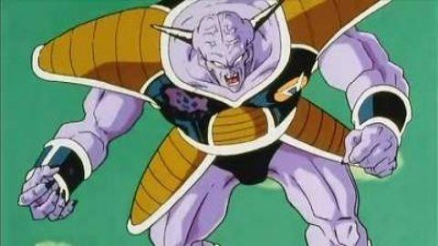 Dragon Ball Z : Goku Is Ginyu & Ginyu Is Goku