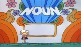 Schoolhouse Rock: A Noun Is a Person, Place or Thing