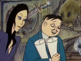 The Addams Family: The Reluctant Astronauts' Trip to the Moon