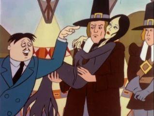 The Addams Family: Boola Boola
