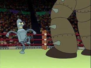 Futurama: Raging Bender