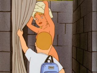 King of the Hill: Naked Ambition