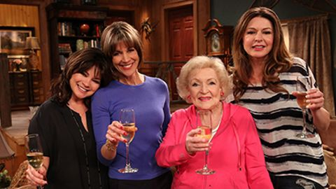 Hot in Cleveland : Stayin' Alive