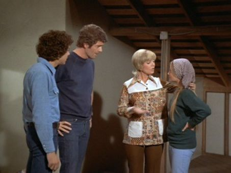 The Brady Bunch : A Room at the Top