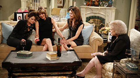 Hot in Cleveland : The Undead