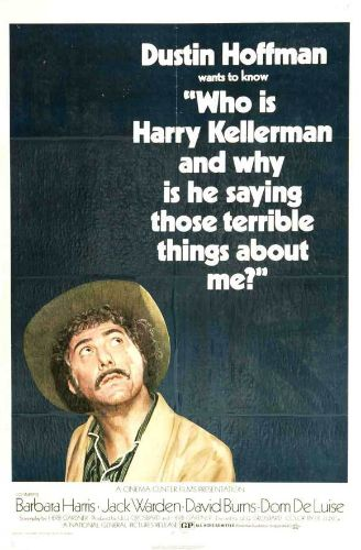 Who Is Harry Kellerman?