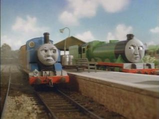 Thomas & Friends: Better Late Than Never