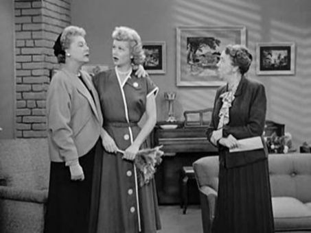 I Love Lucy : No Children Allowed