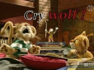Between the Lions: The Boy Who Cried Wolf