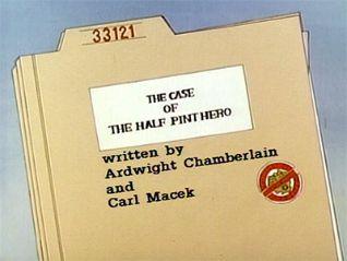 C.O.P.S.: The Case of the Half-Pint Hero