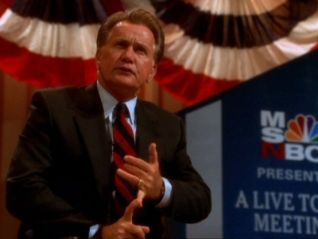 The West Wing: What Kind of Day Has It Been?