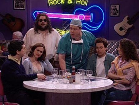 Saturday Night Live : John Goodman; Neil Young