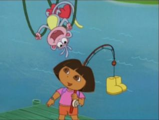 Dora the Explorer: Big River (2000)
