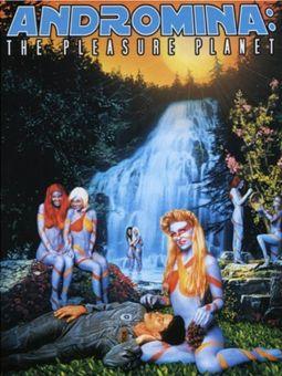 Andromina: The Pleasure Planet