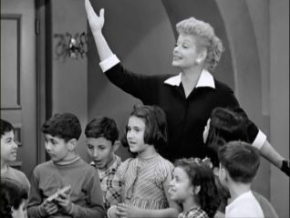 I Love Lucy: Lucy Gets Homesick in Italy