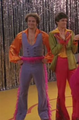 That '70s Show: Red Sees Red
