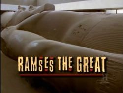 The Great Egyptians II: Ramses the Great