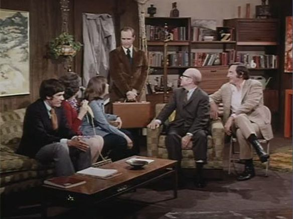 Image result for the bob newhart show  group