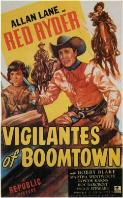 Vigilantes of Boom Town