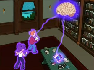 Futurama: The Day the Earth Stood Stupid