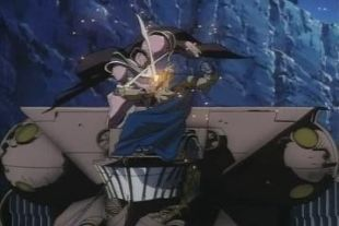 The Vision of Escaflowne, Episode 5: Seal of the Brothers
