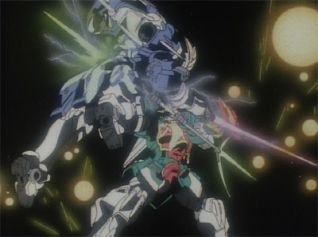 Gundam Wing: 48: Takeoff into Confusion
