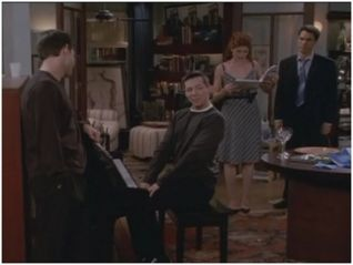 Will & Grace: An Old Fashion Piano Party