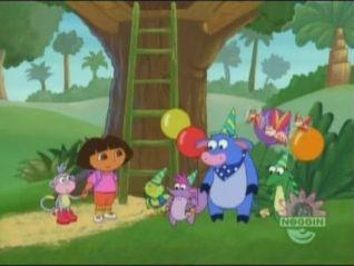 Dora the Explorer: Pablo's Flute