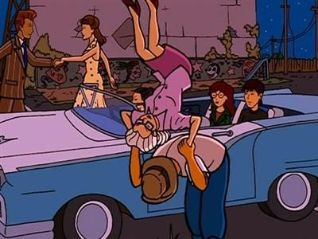 Daria: Life in the Past Lane