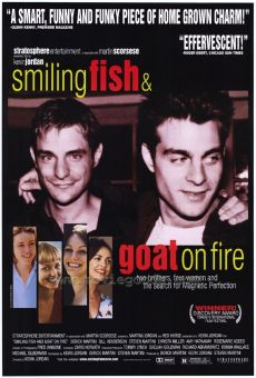 Smiling Fish & Goat on Fire