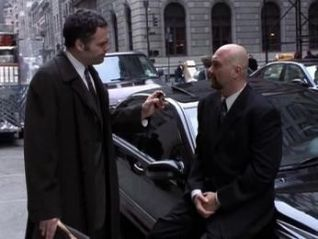 Law & Order: Criminal Intent: The Extra Man