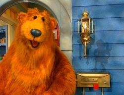 bear in the big blue house friends at play - Bear In The Big Blue House A Berry Bear Christmas