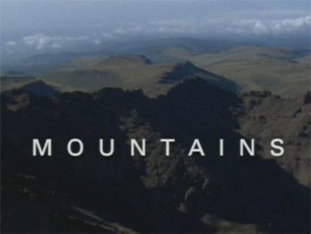 Wild Africa : Mountains