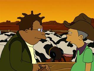 Futurama: Where the Buggalo Roam